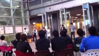 2011.5.29@さいたま新都心けやき広場アカペラストリートライブ ヴォーカ...