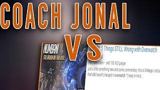 Coach Jonal VS Youtube #1