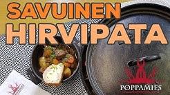 Hirvipata - Poppamies resepti