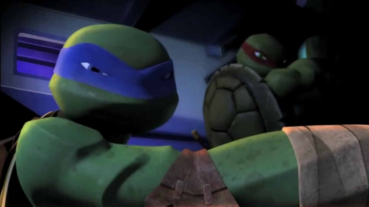 Ninja Turtle Screensaver