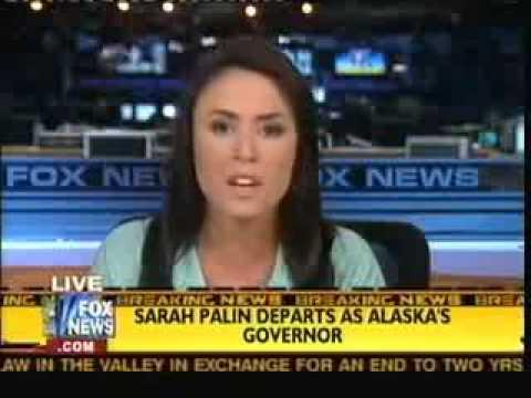 Andrea Tantaros & Julia Banderas  react to Gov Sarah Palin