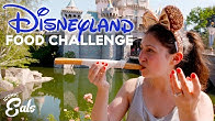 Ultimate Disneyland Food Challenge: Trying All Of The Disney Treats