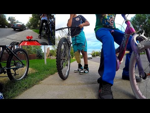 "ARMY OF KIDS ATTACK ""HENRY THE RC CAR""!"