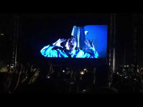 SIA  Bird Set Free Live Performance  Special Guest Actor Paul Dano