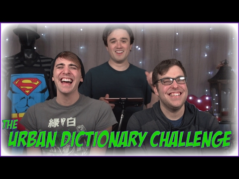 The Urban Dictionary Challenge - Challenge Mode