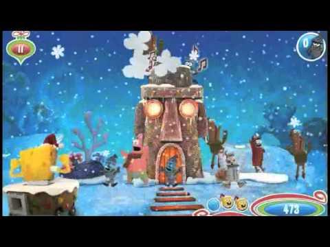 Bob Esponja Una Navidad Esponjosa  Juego  YouTube