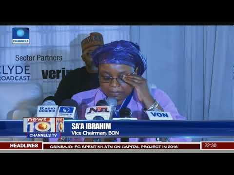 3rd Int'l Summit On Digital Broadcasting Begins In Lagos