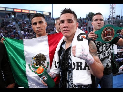 Bradley vs Vargas: Oscar Valdez Post Fight Interview