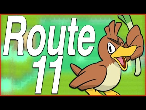 "Pokémon Route 11 Remix/Animated Short - ""Dux's Tale"" (Feat. David G Burns)"