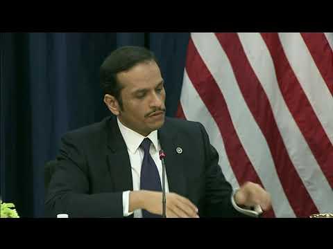 State, Defense Secretaries Co-Host U.S.-Qatar Strategic Dialogue