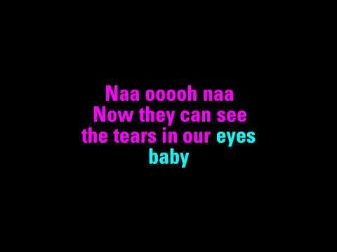 Water Runs Dry Boyz II Men Karaoke - You Sing The Hits