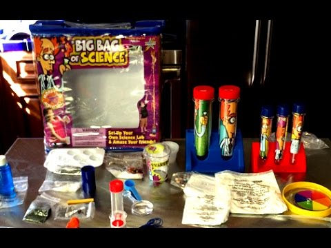 Big Bag of Science Polymer Kit and more ~ Incredible Science