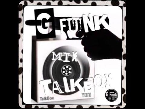 G-Funk  West coast  Cali Rap ~talkbox〜 MIX