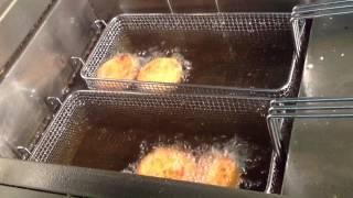 Friggere i Pomodori verdi fritti