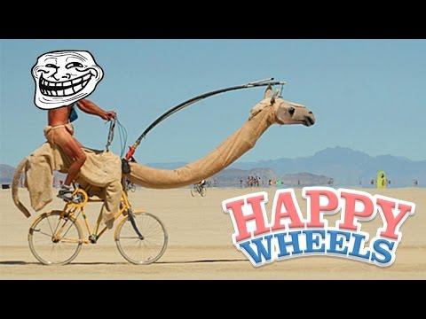 Happy Wheels : ปั่นจักรยานเพื่อ ? | Part 2 (เกมตลก ฮาๆเกรียนๆไทย)