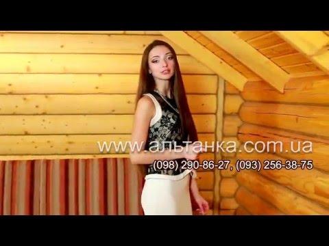 Спальня мансарда в Деревянном Доме на woodenhouse.com.ua