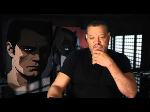 "Batman v Superman: Dawn of Justice: Laurence Fishburne ""Perry White"" Behind the Scenes Interview"