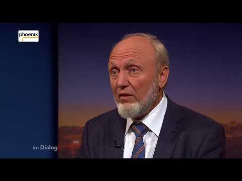 Im Dialog: Alfred Schier im Gespräch mit Hans-Werner Sinn
