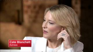 "CNN International ""Talk Asia: Cate Blanchett"" promo"
