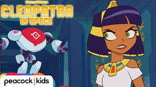 Cleopatra Goes to Space | CLEOPATRA IN SPACE