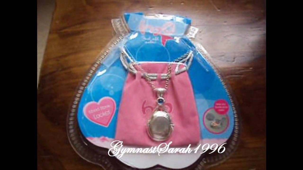 H2o Just Add Water Locket Pendant Necklace Part 2 Youtube