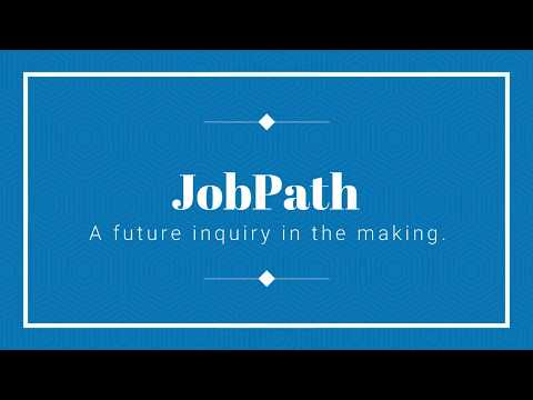 JobPath. A Menace To Society. UnitedPeople.