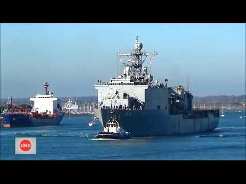 ¿Por qué hay tropas de la Marina de EE UU  en La Guajira?