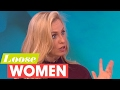 Josie Gibson Had Regression Therapy to Overcome Her Fear on The Jump   Loose Women