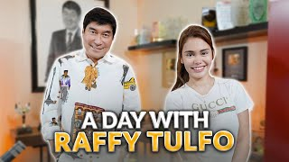 A DAY WITH RAFFY TULFO! | IVANA ALAWI