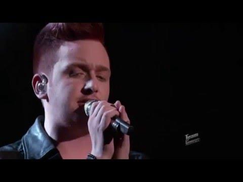 Jeffery Austin Sings James Bay's Let It Go - The Voice - Breathtaking