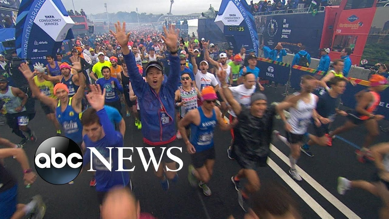 how to watch nyc marathon live canada