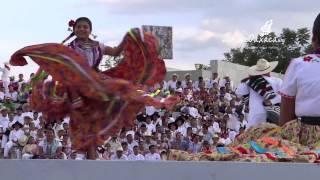 Guelaguetza 2015 Jarabe Mixteco, Huajuapan de León