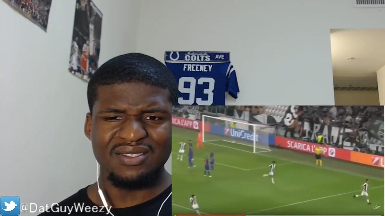 JUVENTUS VS BARCELONA 3-0 HIGHLIGHTS REACTION - YouTube