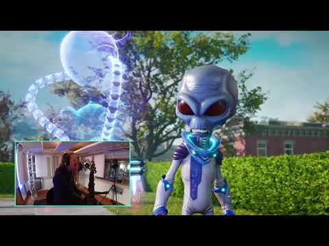 """Destroy All Humans! - """"Crypto"""" German Voice-Over"""