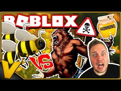 BIER vs. VARULV - HVEM VINDER?! 🐝 :: Bee Swarm Simulator Roblox Dansk