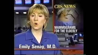 CBS News Health Break sponsored by Advil - April 10, 1998