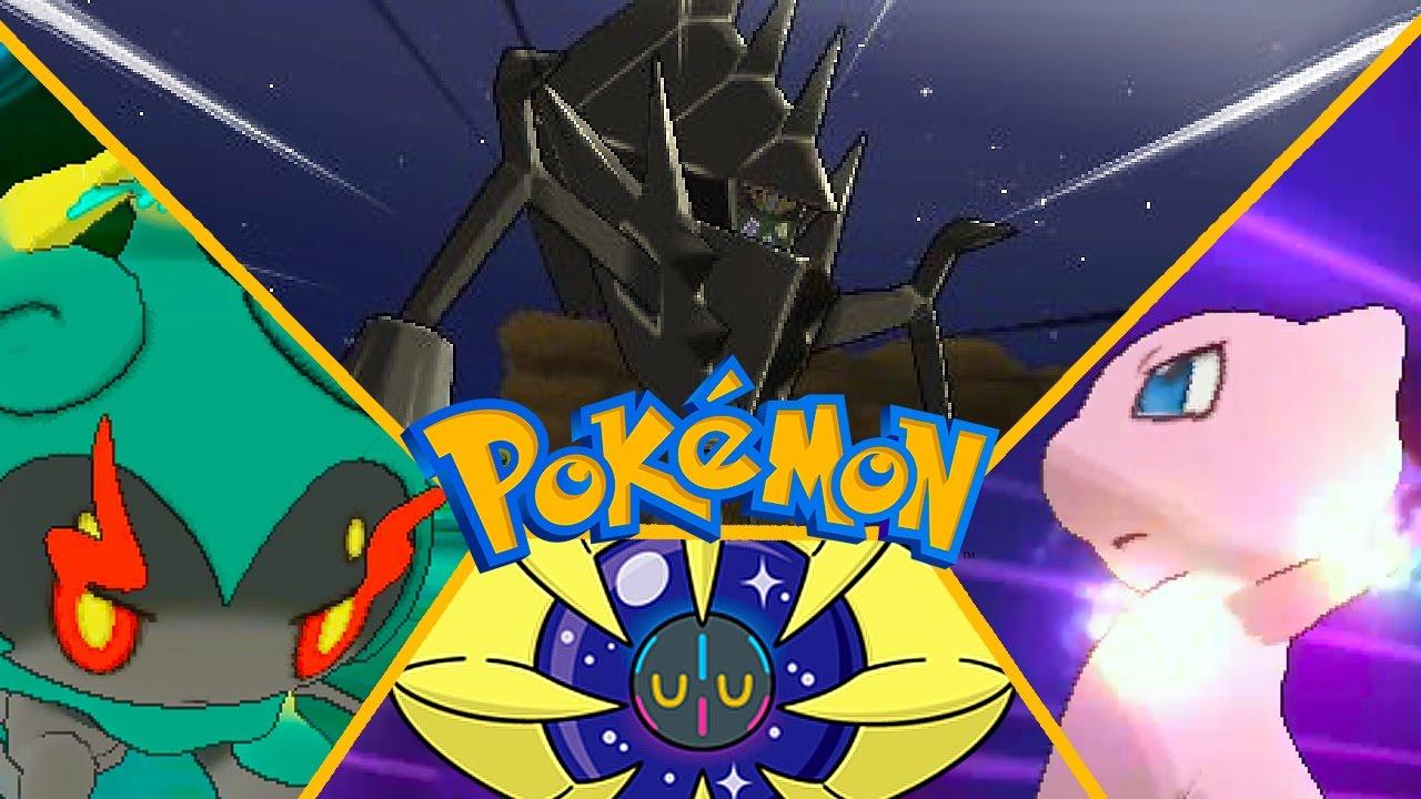 Avoir tous les l gendaires de pokemon soleil lune youtube - Pokemon saphir pokemon legendaire ...