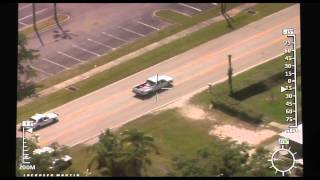Bank Robbery - Shooting - Pursuit 4/14/14