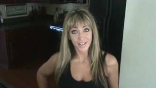 Kelly Olexa Vlog 4.11.09