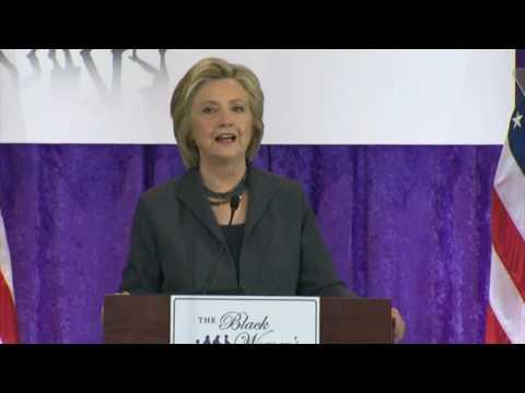 Clinton: My pneumonia finally got GOP to care about women's health