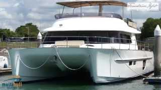 Olga - Queensland 55 by Fountaine Pajot Motor Yachts - For Sale