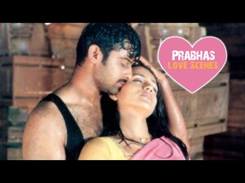 Prabhas Back to Back Love Scenes - #valentinesday Special