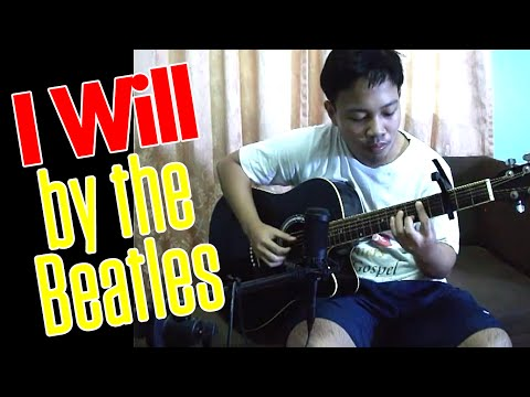 I Will (Acoustic