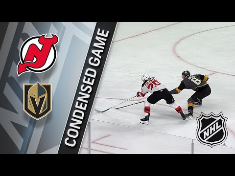 03/14/18 Condensed Game: Devils @ Golden Knights