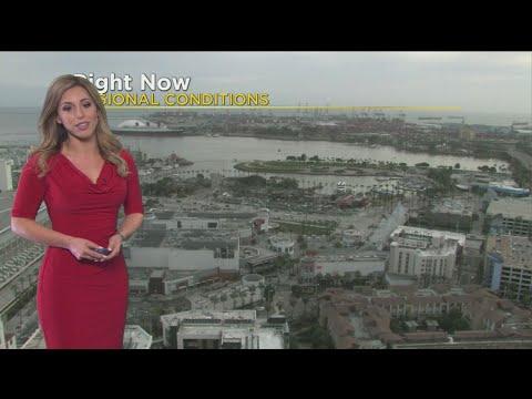 Alex Biston's Weather Forecast (Feb. 14) – Los Angeles Alerts