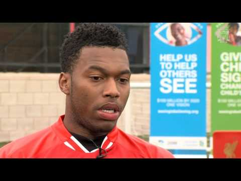A special Daniel Sturridge interview... with 'God'