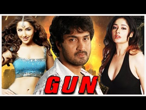"""Gun"" | गन | Full Hindi Dubbed Movie | Harish Raj, Kiran Rathod, Mallika Kapoor"