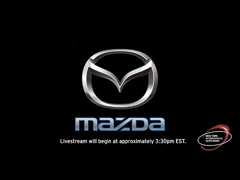 Mazda at the New York International Auto Show