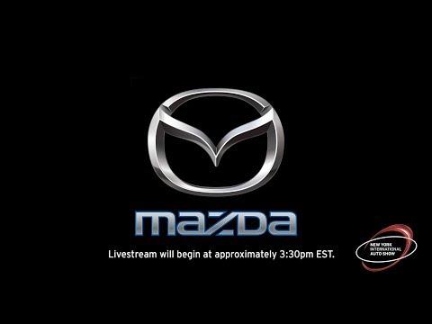 Mazda at the New York International Auto Show