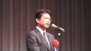 2010年2月16日(火)パラリンピック選手団結団式
